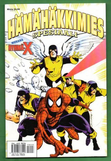 Hämähäkkimies-spesiaali 3/98 - Mukana Ryhmä-X (Spider-Man)