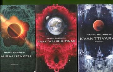 Kvanttivaras-trilogia