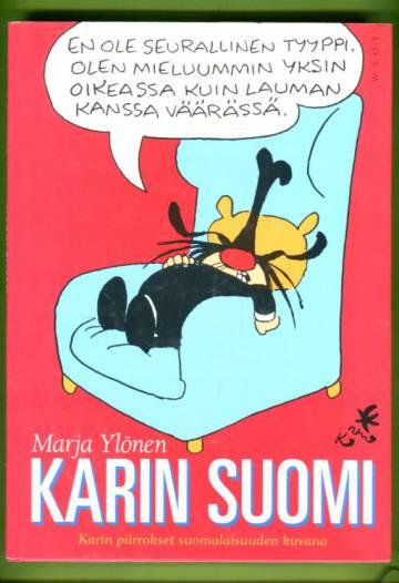 Karin Suomi - Karin piirrokset suomalaisuuden kuvana