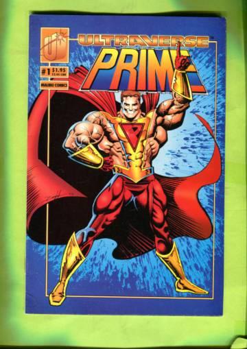 Prime Vol 1 #1 Jun 93