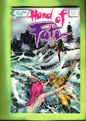 Hand of Fate #1 Feb 88