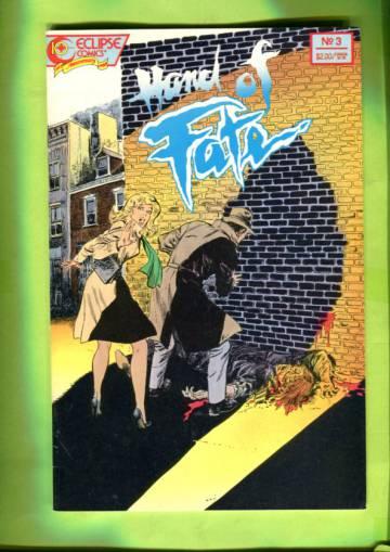 Hand of Fate #3 Apr 88