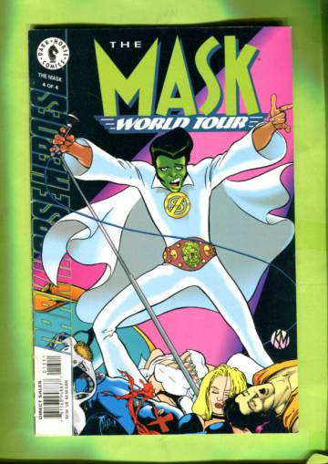 The Mask #13 (World Tour #4 of 4)