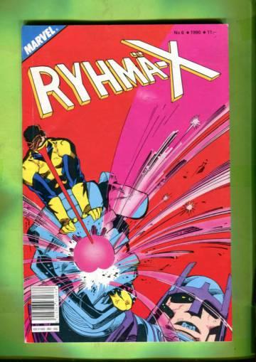 Ryhmä-X 6/90 (X-Men)