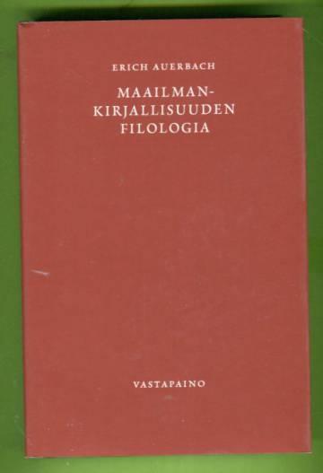 Maailmankirjallisuuden filologia