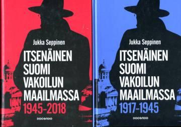 Itsenäinen Suomi vakoilun maailmassa 1917-1945 & 1945-2018