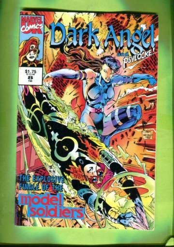 Dark Angel #8 Dec 93