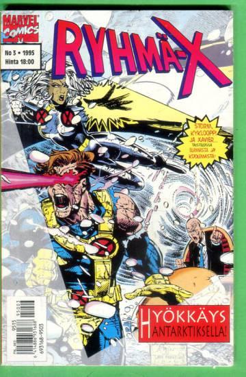 Ryhmä-X 3/95 (X-Men)