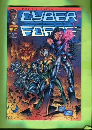 Cyberforce Vol 2 #30 Feb 97