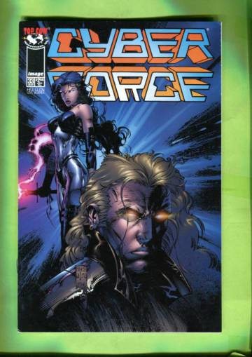 Cyberforce Vol 2 #33 May 97