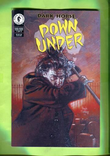 Dark Horse Down Under #1 Jun 94