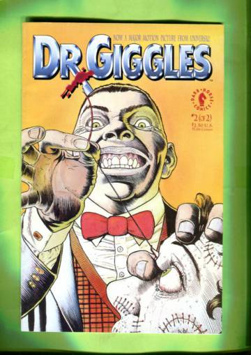 Dr. Giggles #2 (of 2) Oct 92