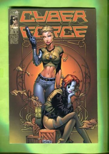 Cyberforce Vol 2 #31 Mar 97