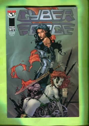 Cyberforce Vol 2 #34 Jul 97