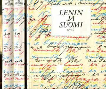 Lenin ja Suomi 1-3
