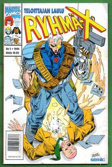 Ryhmä-X 5/94 (X-Men)