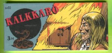 Kalkkaro 89 - Harmaasudet 2