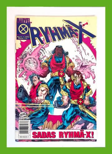 Ryhmä-X 11/93 (X-Men)