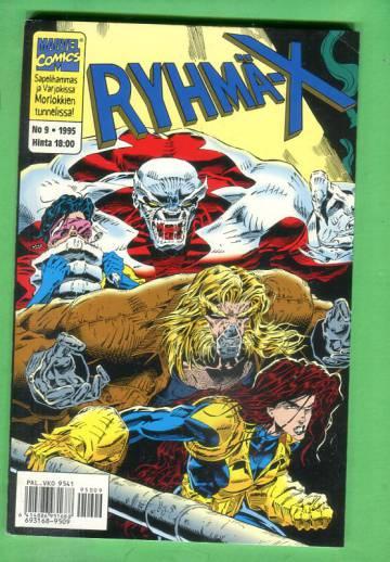 Ryhmä-X 9/95 (X-Men)