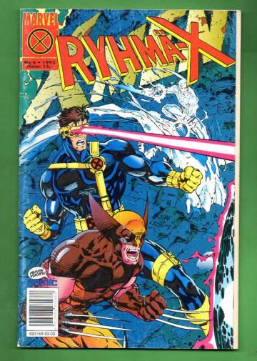 Ryhmä-X 6/93 ( X-Men)