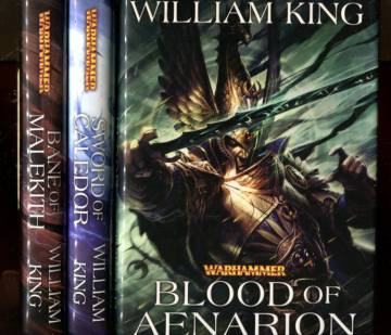 Warhammer: Tyrion & Teclis Trilogy