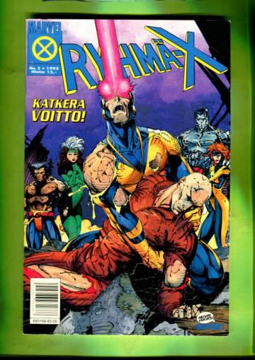 Ryhmä-X 5/93 (X-Men)