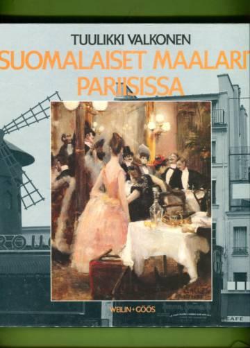 Suomalaiset maalarit Pariisissa
