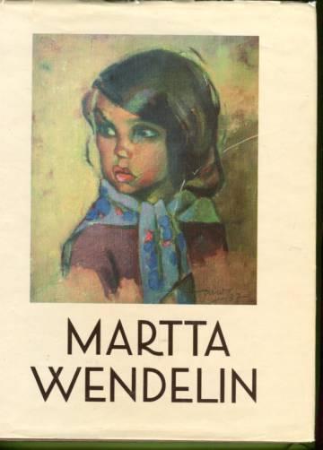 Martta Wendelin - Piirtäjä ja maalari