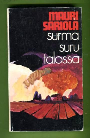 Surma surutalossa - Susikoski-romaani