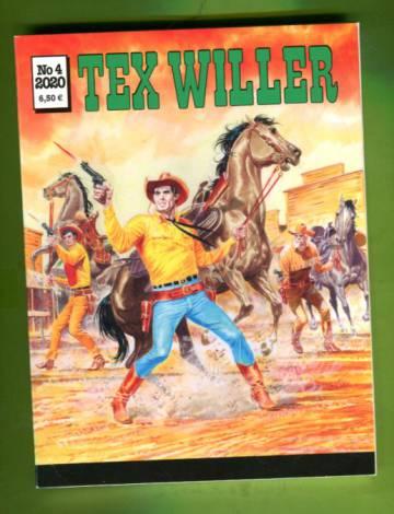 Tex Willer 4/20