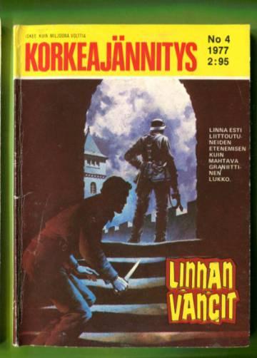 Korkeajännitys 4/77 - Linnan vangit