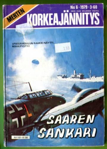 Merten Korkeajännitys 6/79 - Saaren sankari