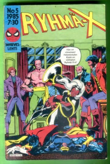 Ryhmä-X 5/85 (X-Men)