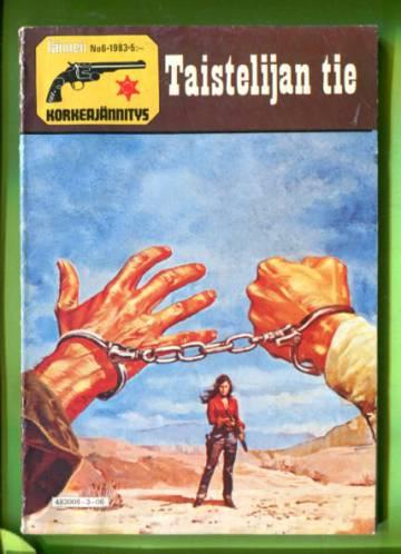Lännen korkeajännitys 6/83 - Taistelijan tie