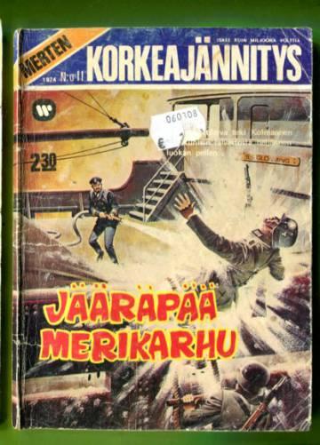 Merten korkeajännitys 11/74 - Jääräpää merikarhu