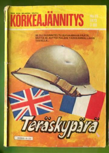 Korkeajännitys 23/79 - Teräskypärä
