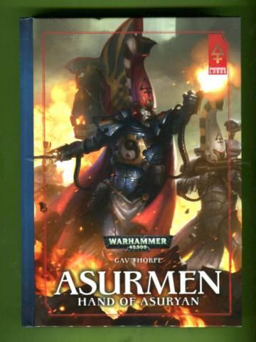 Asurmen - Hand of Asuryan