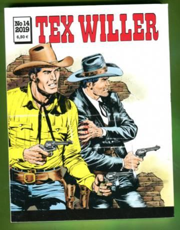 Tex Willer 14/19