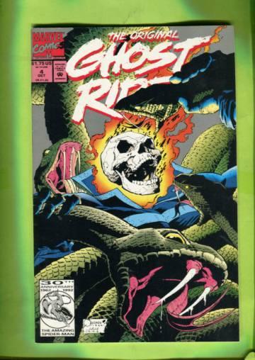 The Original Ghost Rider Vol 1 #4 Oct 92