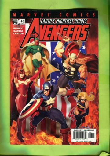 Avengers Vol 3 #46 Nov 01