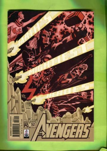 Avengers Vol 3 #52 May 02
