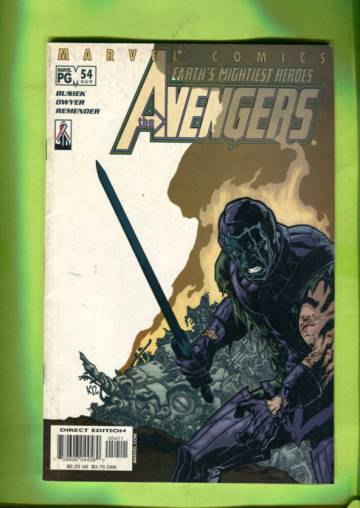 Avengers Vol 3 #54 Jul 02