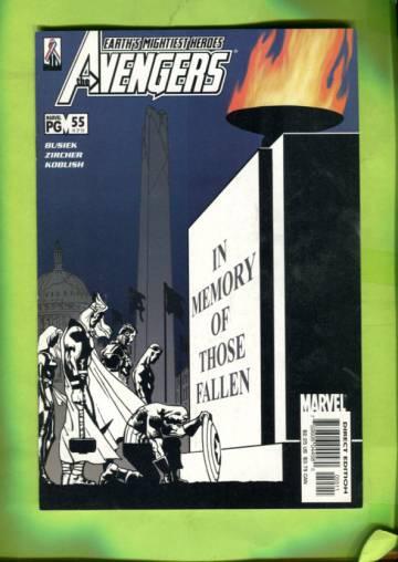 Avengers Vol 3 #55 Aug 02