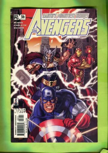 Avengers Vol 3 #56 Sep 02