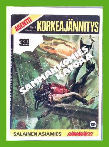Agentti-Korkeajännitys 6/75