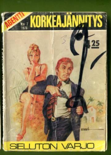Agentti-Korkeajännitys 7/76