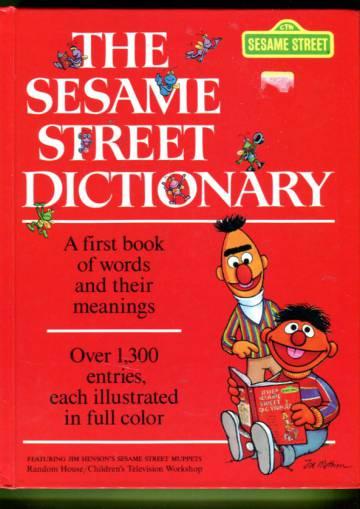 The Sesame Street Dictionary Featuring Jim Henson's Sesame Street Muppets