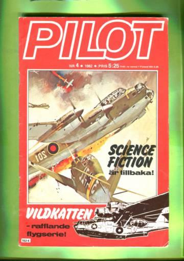 Pilot 4/82 (ruotsinkielinen)