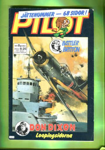Pilot 8/83 (ruotsinkielinen)