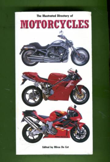 The Illustrated Directory of Motorcycles